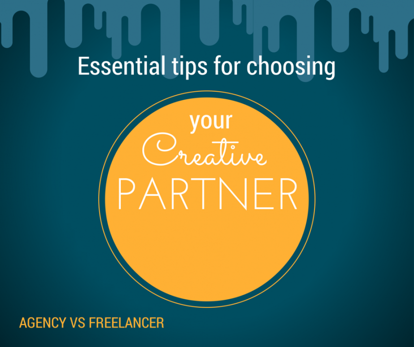 Essential tips for choosing your creative partner